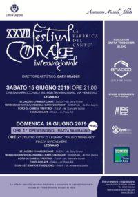 Festival Corale a Legnano