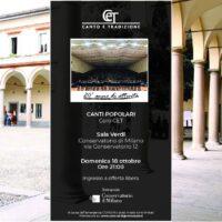 Concerto a Milano!